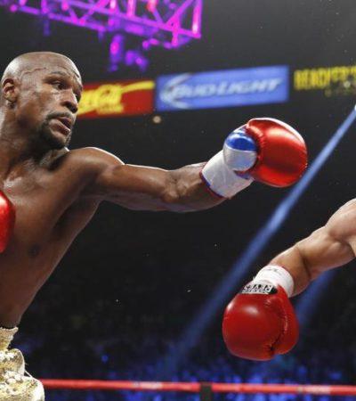 GANA MAYWEATHER LA DUDOSA 'PELEA DEL SIGLO': Por polémica decisión unánime, el estadounidense derrota a Manny Pacquiao y se mantiene invicto