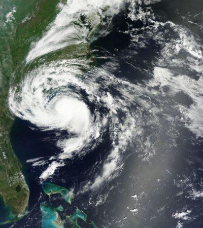 Se convierte 'Ana' en la primera tormenta de una adelantada temporada de huracanes en el Atlántico y amenaza costas de EU