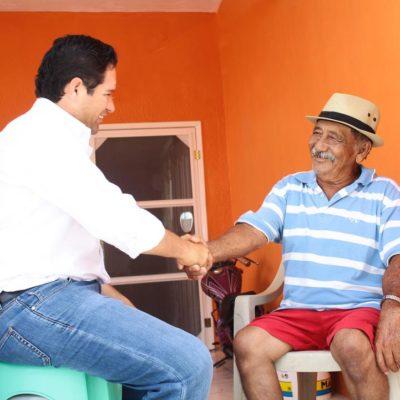 Ofrece Toledo Medina a cozumeleños trabajar para diversificar el turismo en la isla