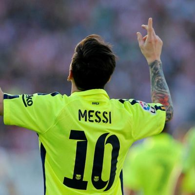 BARCELONA, CAMPEÓN EN ESPAÑA: Un gol de Messi, los consagra en la Liga; Cristiano Ronaldo, se queda con el Pichichi