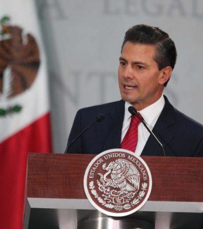 CONTRA LA CORRUPCIÓN, POR DECRETO: Promulga Peña Nieto la ley que crea el Sistema Nacional Anticorrupción