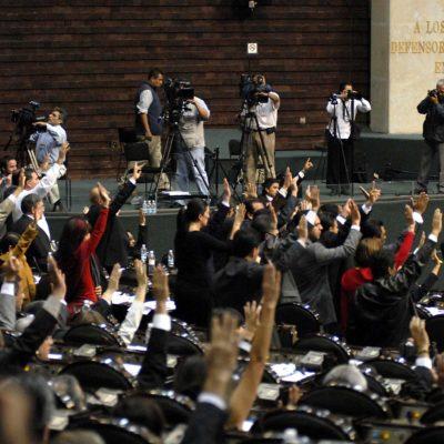 """DESAPARECE EL CONACULTA: Por """"unanimidad"""", aprueban diputados creación de la Secretaría de la Cultura"""