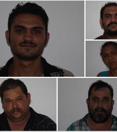 Consignan a los timadores que compraban autos con cheques de 'hule' en Cancún
