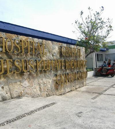 GRAVE, NIÑA VIOLADA EN CANCÚN: Hospitalizada y con pronósticos reservados, la menor de 5 años ultrajada en colonia Santa Cecilia