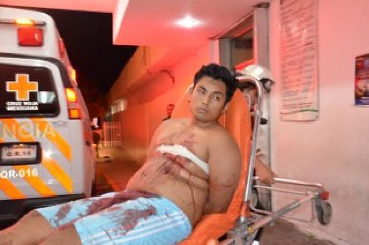 ASESINAN A GOLPES A NIÑO DE 4 AÑOS EN CANCÚN: Su padrastro lo castigó con violencia hasta matarlo y luego intentó suicidarse
