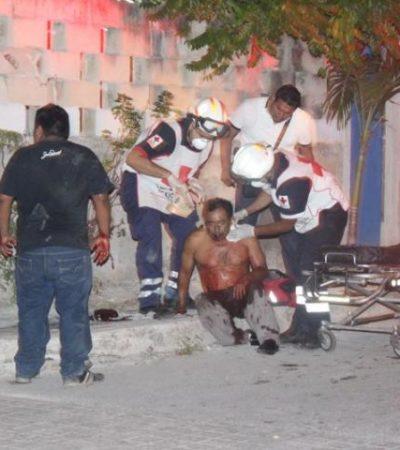 CONSUMAN EJECUCIÓN: Hombre baleado hace una semana en Cancún fallece en el hospital