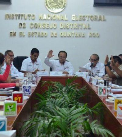 Aprueba INE nuevamente el registro del candidato 'independiente' Andrés Ruiz Morcillo