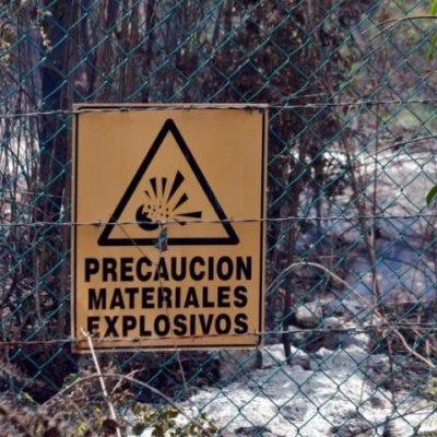 Advierten por incendio forestal de alto riesgo en Cancún; siniestro amenaza 'El Polvorín'