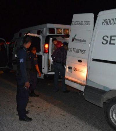 ASESINATO EN LIMONES: Con un escopetazo por la espalda, matan a un hombre  en el municipio de Bacalar