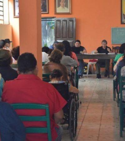 Amenazan ejidatarios con bloquear el aeropuerto de Chetumal por negativa de ASA a pagar por tierras