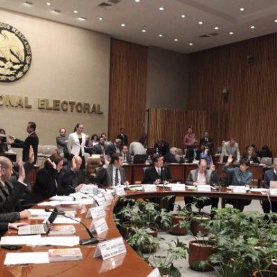 SIN SORPRESAS EN QR: Aprueba el INE nombramientos de funcionarios electorales