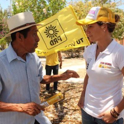 SÍ A LA REVOCACIÓN DE MANDADO, NO AL FUERO: Legislará Iris Mora para una mayor transparencia y rendición de cuentas