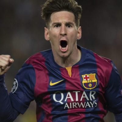 EL ALUMNO LE DA UNA LECCIÓN AL MAESTRO: Con 2 goles de Messi y 1 de Neymar, Barcelona aplasta 3-0 al Bayern Múnich de Guardiola
