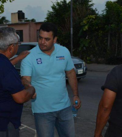 Salgan a votar este siete de junio… el abstenerse beneficiará al PRI: Mahmud Chnaid