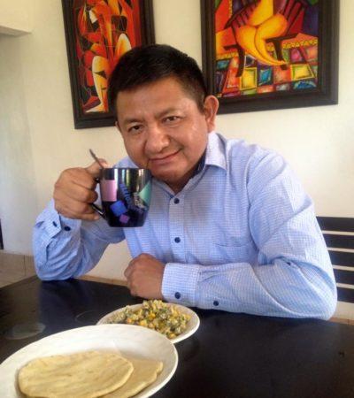 Plantea PT postular a Pedro Canché como candidato a la gubernatura en Quintana Roo