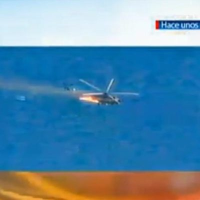 ATAQUE AL EJÉRCITO: Confirman derribo de helicóptero militar en Jalisco con saldo de 3 muertos y 12 heridos