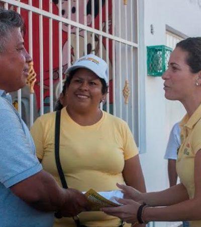 Se pronuncia Iris Mora por humanizar la política social y económica del país y destinar más recursos contra la pobreza