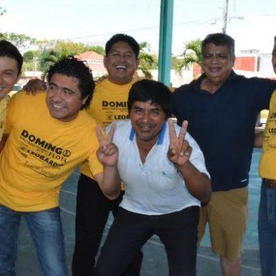 Dice Domingo Flota que se puede dar la batalla para cambiar el destino de México y QR