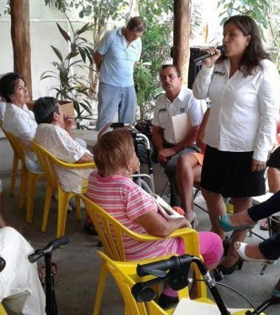 Propone Fabiola Ballesteros una agenda legislativa incluyente