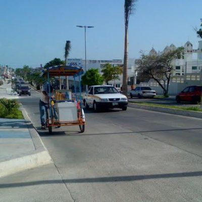 Concluye la remodelación de la Héroes de Chetumal; que el fin de semana la abrirán en su totalidad