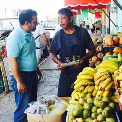 Propone Mahmud Chnaid mayores apoyos para la creación de pequeñas y medianas empresas, para generar más empleos