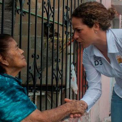 Gestionará Iris Mora incentivos fiscales a empresas socialmente responsables