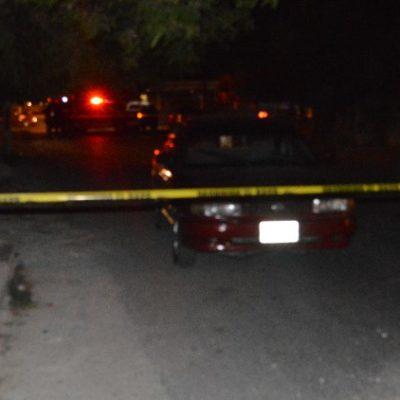 AÚN NO IDENTIFICAN A EJECUTADO: Al menos 21 balazos recibió un hombre en Cancún; 2 heridos permanecen en el hospital
