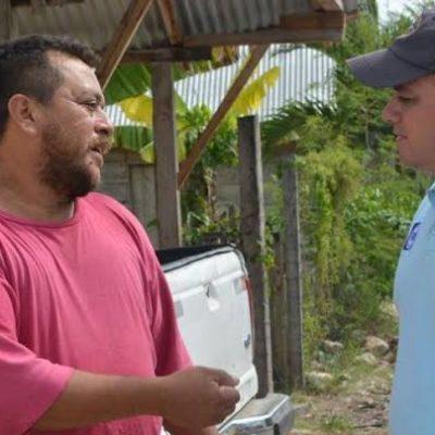 Invita Mahmud Chnaid a votar este 7 de junio por el cambio para Quintana Roo