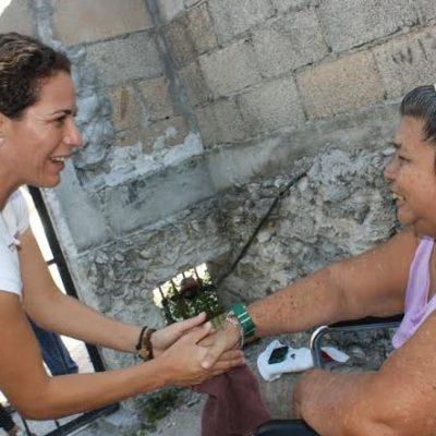 GARANTÍAS PARA LA PAZ Y ESTABILIDAD SOCIAL: Legislará Iris Mora por un sistema de seguridad que garantice libertades y respeto a derechos humanos