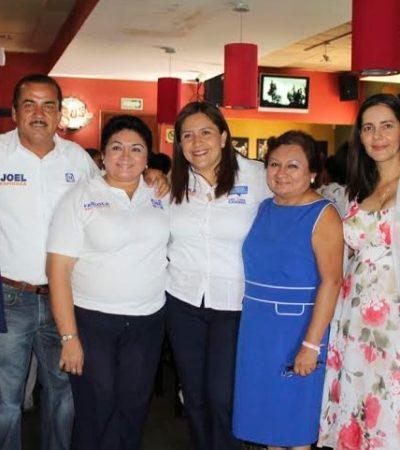 Mujeres, una de las piezas más importantes para lograr un mejor futuro: Fabiola Ballesteros