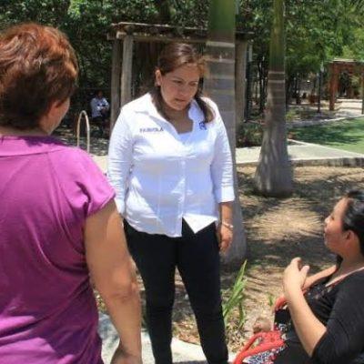 Mayores apoyos para las personas con discapacidad: Fabiola Ballesteros