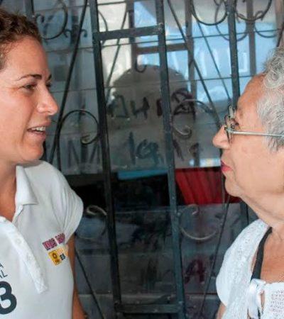 PUGNA IRIS MORA POR DEFENSA DE DERECHOS HUMANOS: Legislará para respetar derecho a la alimentación, salud, educación, empleo y libre expresión