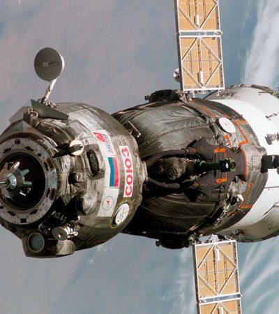 Sobre el océano Pacífico, se desintegra nave rusa al entrar a la atmósfera de la Tierra