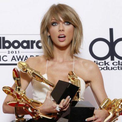 TAYLOR SWIFT ARRASA EN LOS BILLBOARD: La cantante se lleva 8 de 16 premios a la música en EU