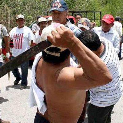 ESTALLA ZAFARRANCHO POR TIERRAS: Bloqueos, daños y detenidos por conflicto por la creación de poblado en los límites entre QR y Yucatán