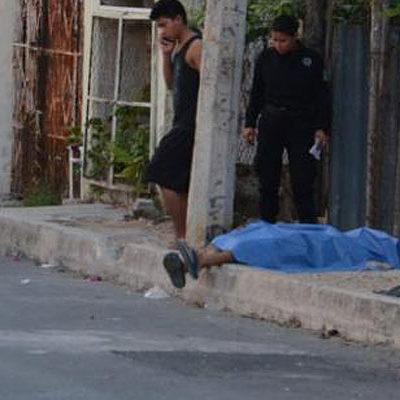REPORTAN EJECUCIÓN A BALAZOS EN CANCÚN: Desconocidos matan de varios disparos a un hombre en la Región 75; dejan a otra persona herida