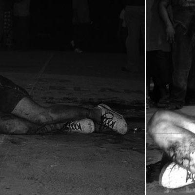 """""""¡APAGUEN LAS LUCES QUE ESTE CABRÓN SE VA A MORIR!"""": Reconstruyen, paso a paso, cómo se dio el linchamiento de ladrón en poblado de QR"""