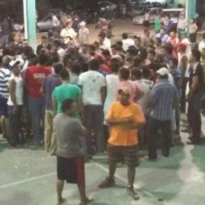 REVUELO EN 'CARLOS A. MADRAZO': Cinco meses después, detienen a 2 por linchamiento de presunto ladrón en poblado al sur de Quintana Roo