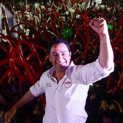 DA ABSTENCIONISMO 'CARRO COMPLETO' AL PRI-PVEM EN QR: Perfila PREP triunfo de 'Chanito' Toledo, Arlet Mólgora y Remberto Estrada; se hunde el PRD en todos los distritos y emerge Morena como segunda fuerza electoral