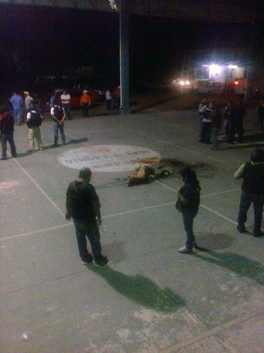 LINCHAMIENTO EN EL SUR DE QR: Pobladores hacen justicia por propia mano, someten a presunto ladrón, lo golpean y degüellan