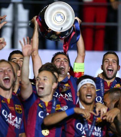BARCELONA, CAMPEÓN DE EUROPA: De la mano de Messi, consiguen los españoles su quinta copa al vencer 3-1 al Juventus