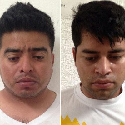 Dan formal prisión a los asesinos de un contratista en Cancún
