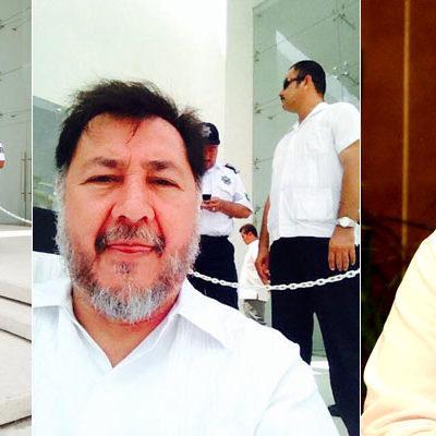 """ESCARAMUZA VERBAL ENTRE NOROÑA Y BORGE: """"Es corrupto, represor y miserable"""", acusa Gerardo Fernández; """"es un payaso"""", responde el Gobernador"""