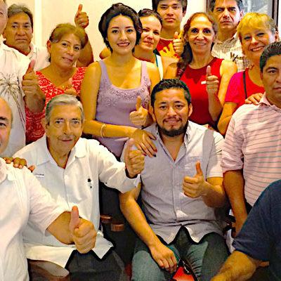 """""""AQUÍ ESTOY DANDO LA CARA… VOY A SEGUIR EN LA LUCHA"""": Exonera tribunal federal a líder de Morena en Quintana Roo"""