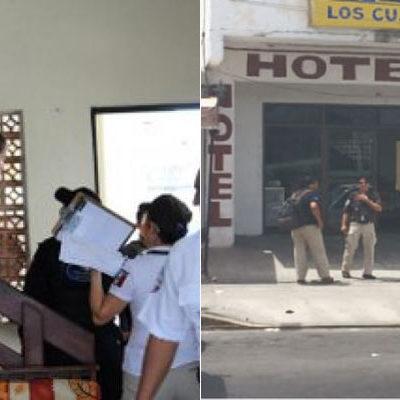 ASEGURAN A INDOCUMENTADOS EN CANCÚN: 35 centroamericanos se escondían en hotel 'Los Cuates'; serán llevados a Chetumal