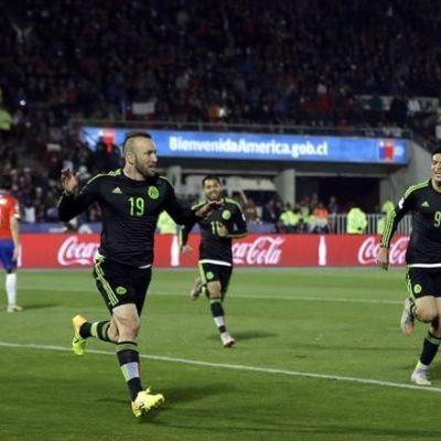 MÉXICO AÚN TIENE ESPERANZA: Empata el Tri 3-3 con Chile y enfrentará a Ecuador en Copa América