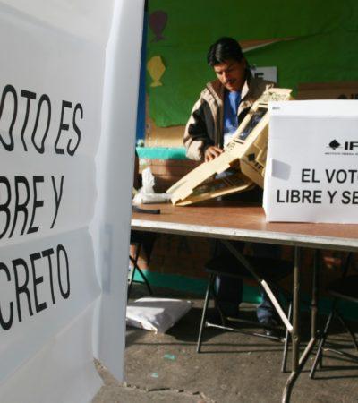 DEMANDA CONGRESO FEDERAL CONTEO RÁPIDO EN QR: Punto de acuerdo por 'negligencia' del Ieqroo; Basave pide al INE atraer la elección ante 'focos rojos'