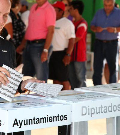 EL REPARTO DE LAS GUBERNATURAS: PRI gana 4, PAN, 2, PRD 1 y un candidato independiente 1; Colima está en 'empate técnico'