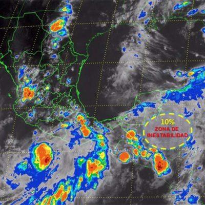 'CARLOS' EVOUCIONA A HURACÁN CATEGORÍA 1: Estados del Pacífico esperan vientos y fuertes lluvias