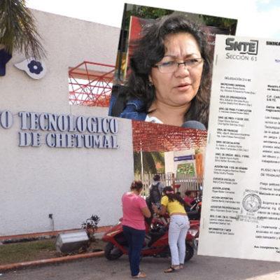 Tras una semana de manifestaciones, renuncia de la directora no es negociable, dicen trabajadores del ITCH